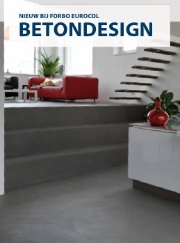 Eurocol beton design